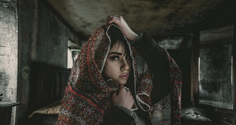Cara Memakai Hijab Model Turban