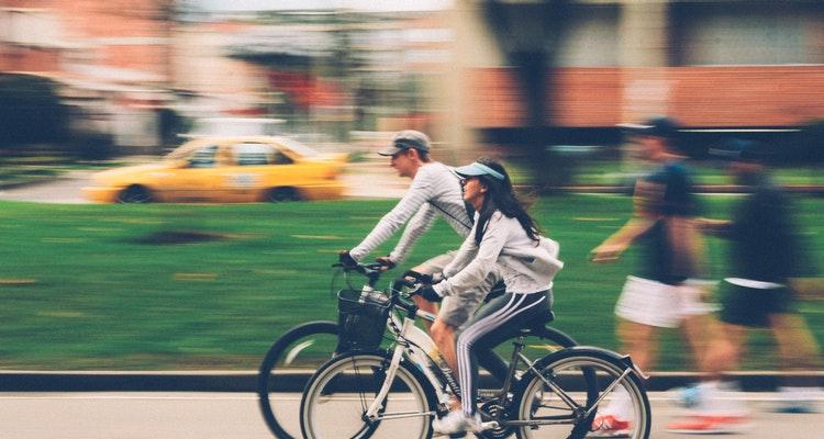 Manfaat Olahraga Sepeda